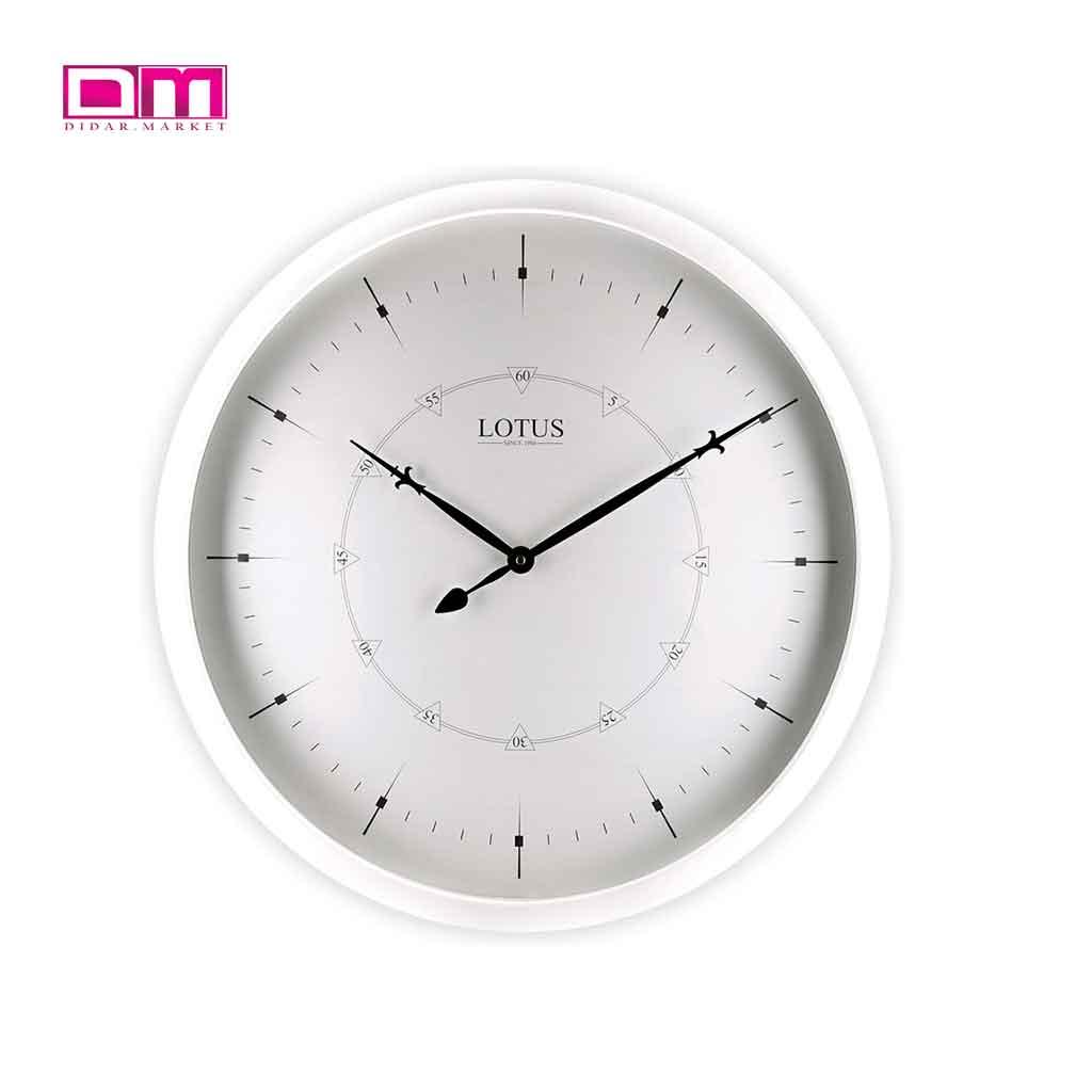ساعت دیواری لوتوس مدل W-8832-EDMONDS