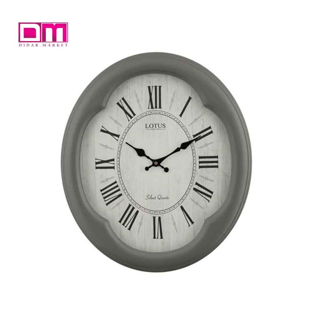 ساعت دیواری لوتوس مدل W-L014-SANFORD