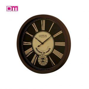 ساعت دیواری لوتوس مدل W-7735-RENTON