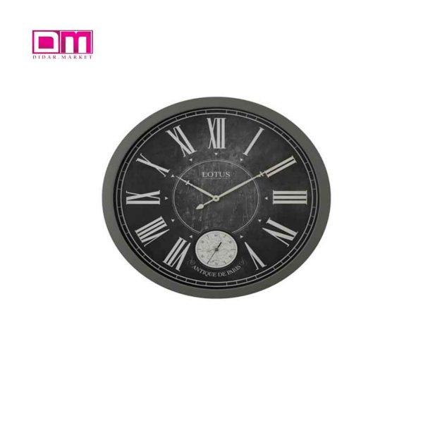 ساعت دیواری لوتوس مدل W-7737-GARDENA