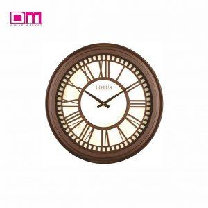 ساعت دیواری لوتوس مدل 16018-CORONADO