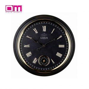 ساعت دیواری لوتوس مدل M-3009-GEORGEWEST