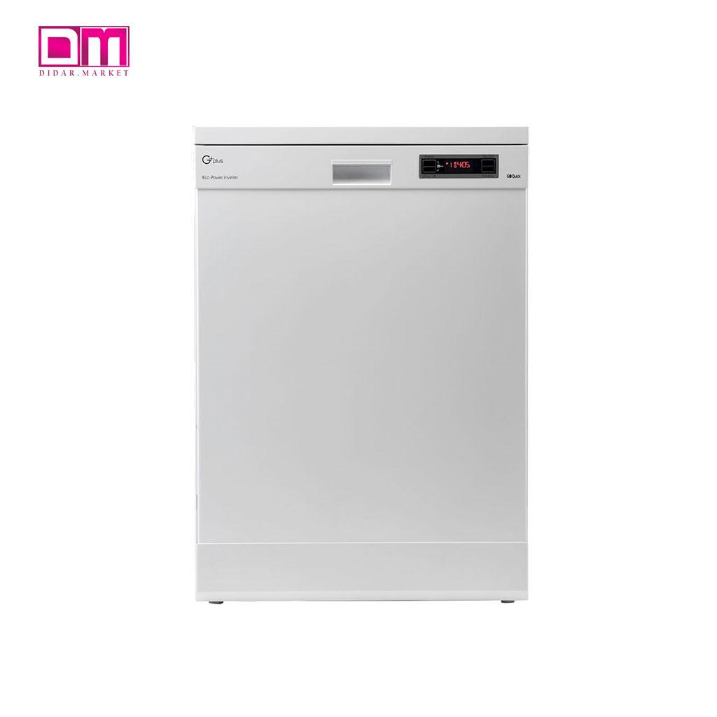 ماشین ظرفشویی جی پلاس مدل GDW-J441