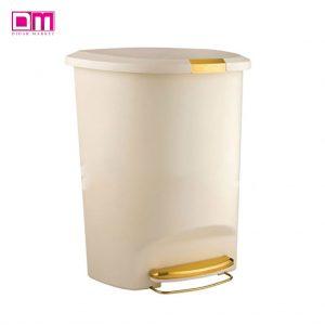 سطل پدالی لیمون 50 لیتری